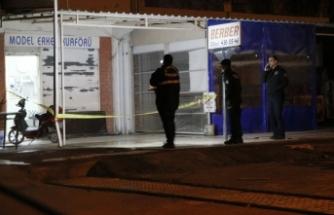 İzmir'de bir kuaför, dükkanında ölü bulundu