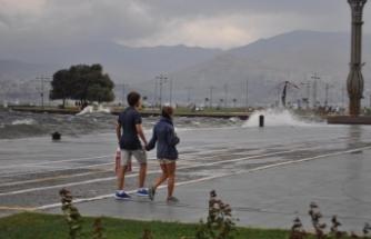 İzmir'de yağmur devam edecek mi?