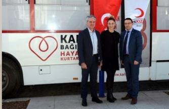 İzmir Ticaret Odası'ndan kan bağışına destek