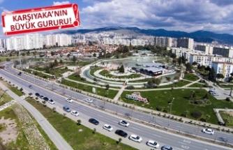 İzmir ve Ege Bölgesi'nin en başarılı ilçe belediyesi!