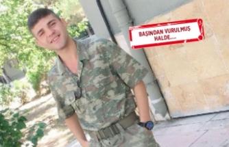 İzmirli asker nöbette ölü bulundu!