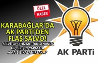 Karabağlar'da AK Parti'den flaş salvo