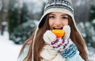 Kışı sağlıklı geçirmek için 6 öneri