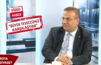 CHP'li Başak: Belediye başkanlığının ötesinde halk önderliğine adayım!