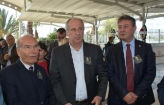 Muharrem İnce : '' AKP'den kurtulmak istiyorsak...''