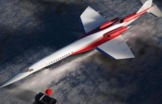 NASA 'Concorde'un oğlu' için düğmeye bastı (9 saatlik yolculuk 3 saate iniyor)