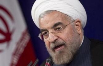 Ruhani: Türkiye'yle ilişkilerimizi daha da güçlendireceğiz