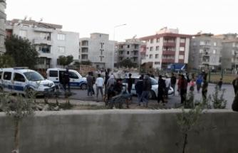 Suriyeli kavgası sokağa taştı