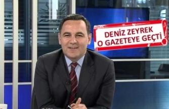 Tanınmış gazetecinin yeni adresi belli oldu