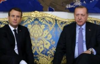 Türkiye'den Fransa'ya tepki !