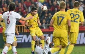 Türkiye-Ukrayna: 0-0