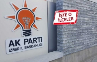 AK Parti'de o ilçelerin yeni başkanları belli oldu!