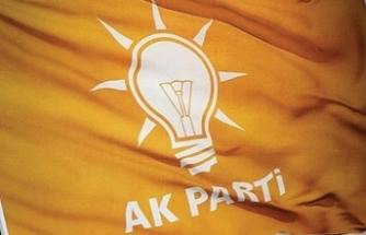 AK Parti'nin 'yerel seçim manifestosu' Cumhurbaşkanı'na sunuldu