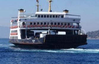 Aliağa'dan Midilli'ye feribot
