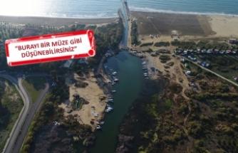 'Antik Kanal' ile Efes'te hedef 10 milyon turist