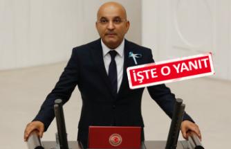 Bakan Kasapoğlu'ndan CHP'li Polat'a yurt yanıtı
