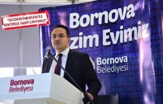 Bornova'da 'ortak akıl' buluşması