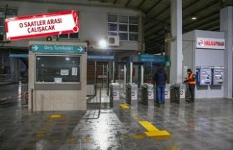 Büyükşehir'den 'İZBAN' önlemi: Minibüs takviyesi