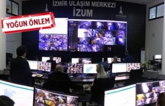 Büyükşehir'den İZBAN'sız 'ilk gün raporu'
