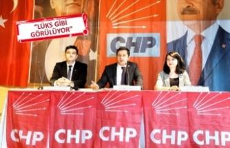 """CHP İzmir'den """"insan hakları"""" paneli!"""