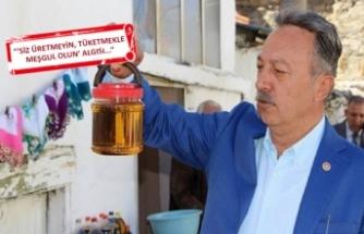 CHP'li Bayır'dan 'ithal ürün' çıkışı!