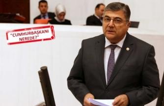 CHP'li Sındır'dan 'bütçe' çıkışı