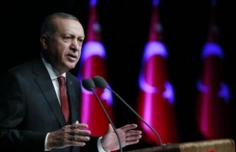 Erdoğan İkinci 100 Günlük Eylem Planı'nı açıkladı
