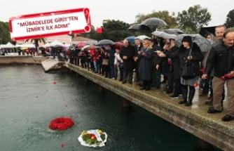 Giritli Türkler, Urla Karantina Adası'nda buluştu