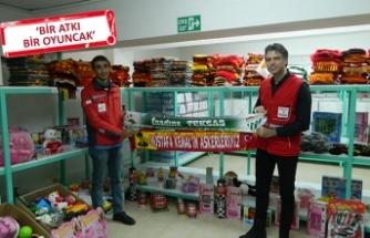 Göztepe ve Kızılay İzmir Şubesi'nden anlamlı dayanışma