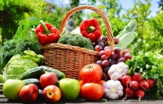 Her gün kaç porsiyon sebze ve meyve tüketmeli?