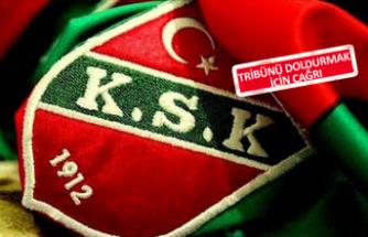 Karşıyaka kapanışı İzmir'de yapıyor