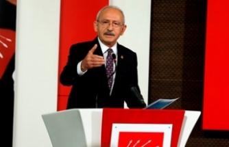 Kılıçdaroğlu: Kibir ittifakı ile karşı karşıyayız