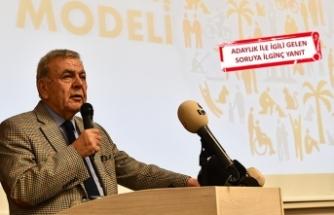 Kocaoğlu: İzmir için yak kendini derlerse yakarım