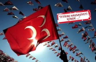 MHP Büyükşehir Belediye Başkan adayı çekildi