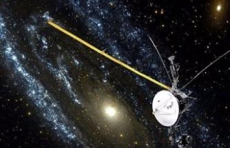 NASA açıkladı: Voyager 2..