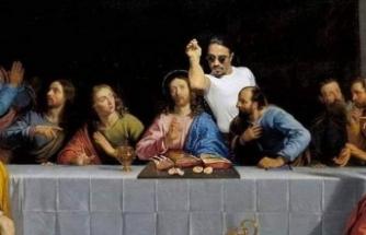 Nusret'in 'Son Akşam Yemeği' gözaltına aldırdı