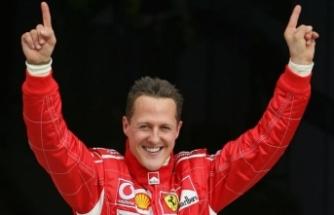 Schumacher artık yatağa mahkum değil