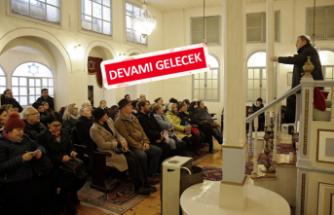Sefarad Kültür Festivali yoğun ilgi gördü