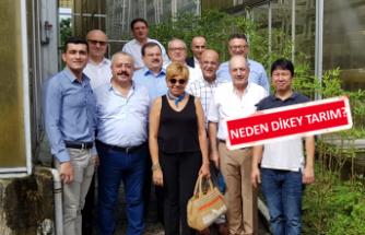 Singapur'a işbirliği ziyareti