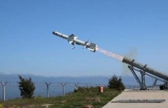 Türkiye'nin ilk deniz füzesi: Atmaca