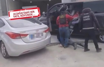 1 tonlukuyuşturucu operasyonunda komutana tutuklama