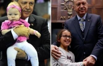 AK Parti'den Erdoğan'lı '#10YearsChallenge' paylaşımı