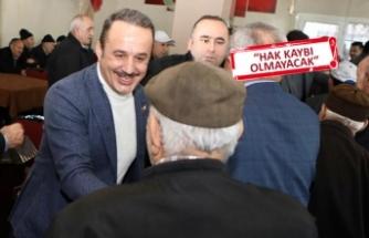 AK Partili Şengül'den Karabağlar'da kentsel dönüşüm mesajı