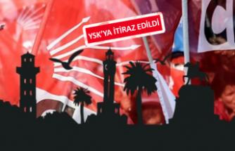 CHP İzmir İl Başkanlığı Foça krizinin peşinde