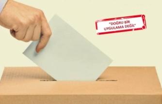 CHP'li Serter ve Türkbay'dan 4002 askerin oy kullanmasına itiraz