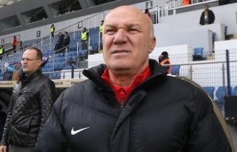 Deneyimli antrenör Yıldırım Uran hayatını kaybetti