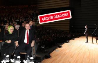Erdoğan Fazıl Say'ın konserine katıldı