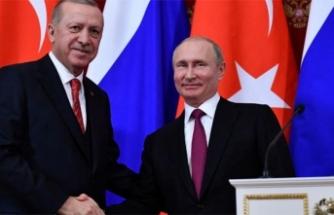 Erdoğan ve Putin'den ortak tepki: Bizi şaşırttı