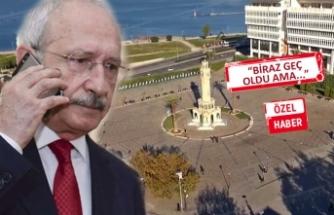 Genel Merkez İzmir'in nabzını vekillerle tutuyor