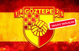 Göztepe'de Ghilas şoku